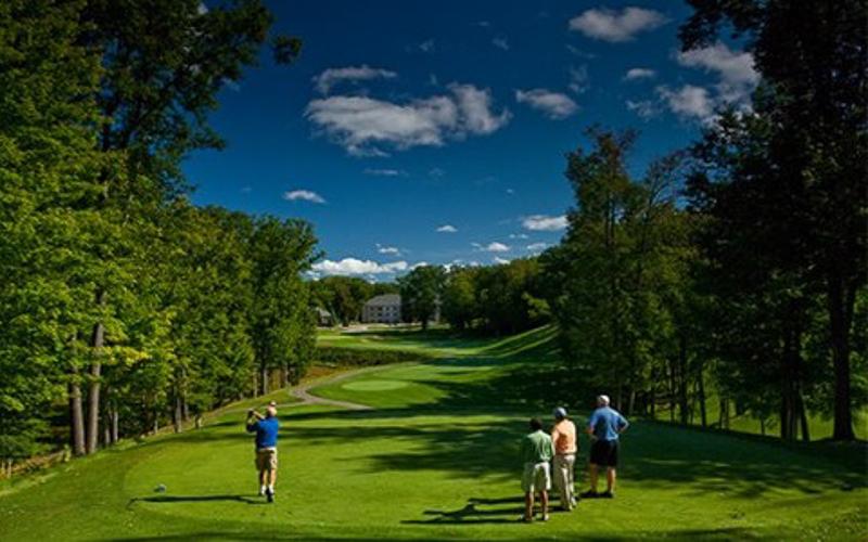 Golf in the Big Rapids Area