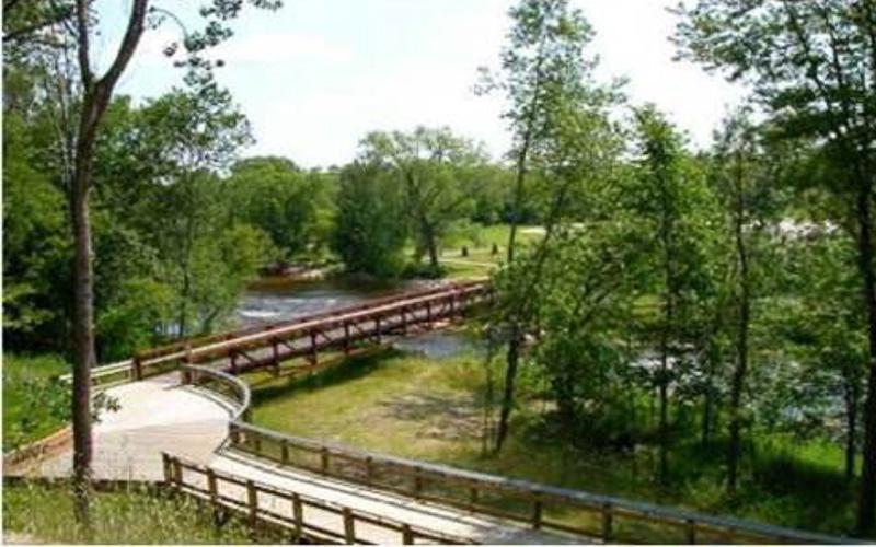 Outdoor Recreation in the Big Rapids Area