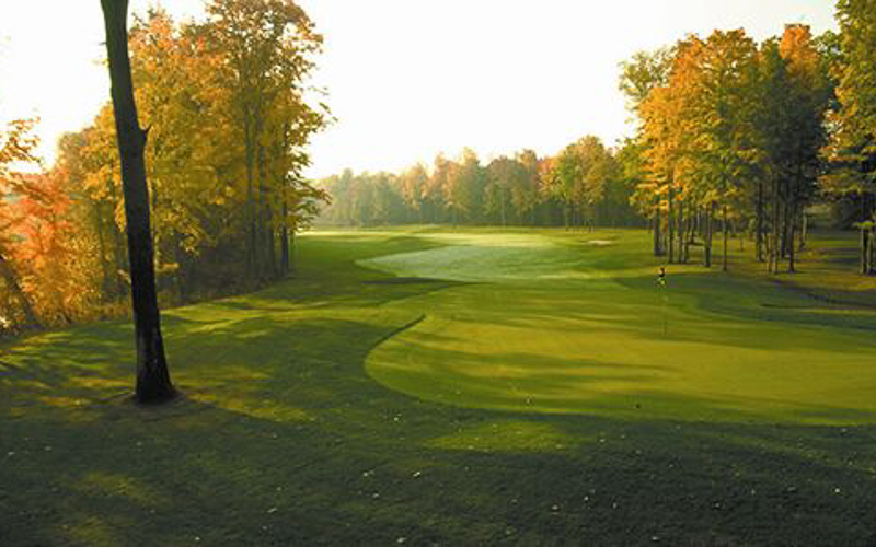 Golf in Mt. Pleasant