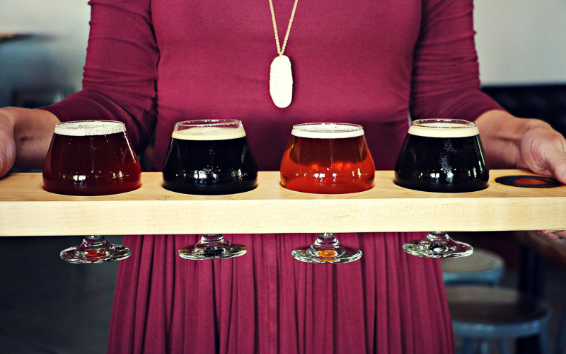 Handcrafted Beers in Traverse City