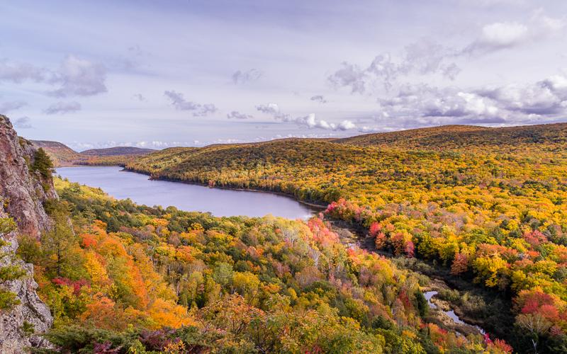 Outdoor Recreation in the Upper Peninsula