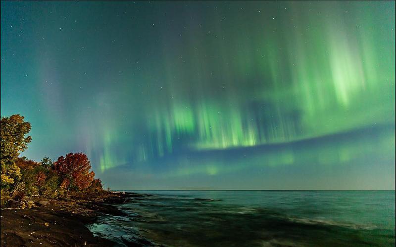 Stargazing in the Upper Peninsula