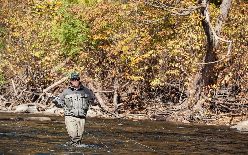 Fishing in Ypsilanti