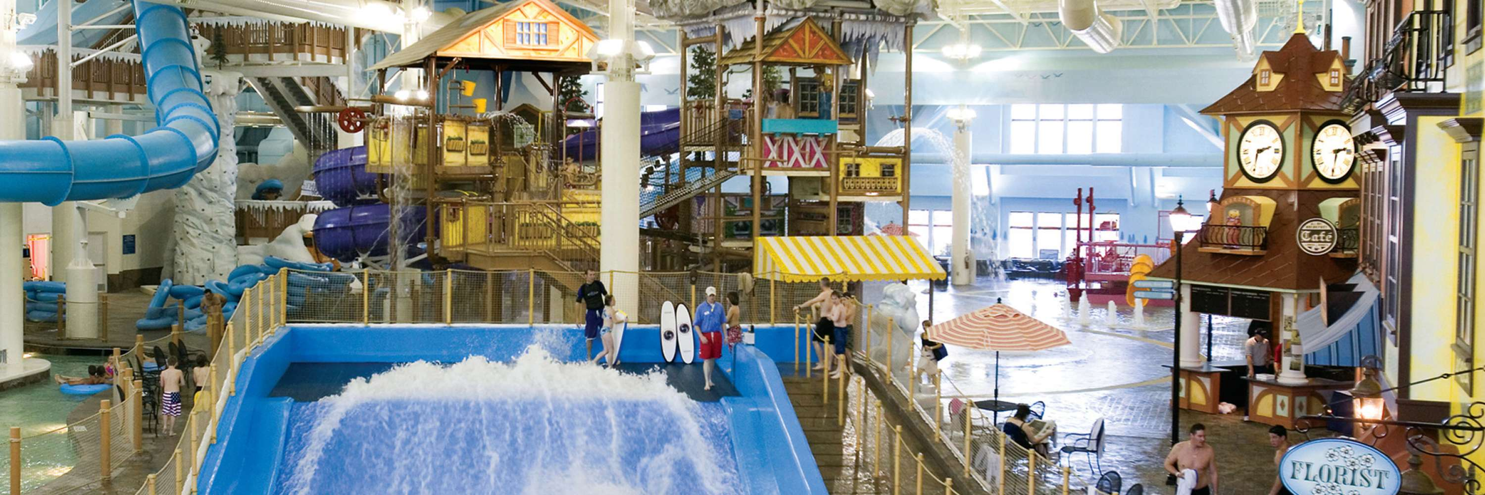 Water Parks Michigan
