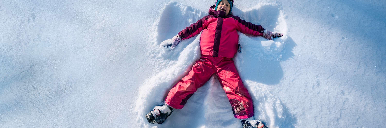 Pure Michigan Snow Angels