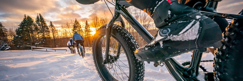 Pure Michigan: Fat Tire Biking