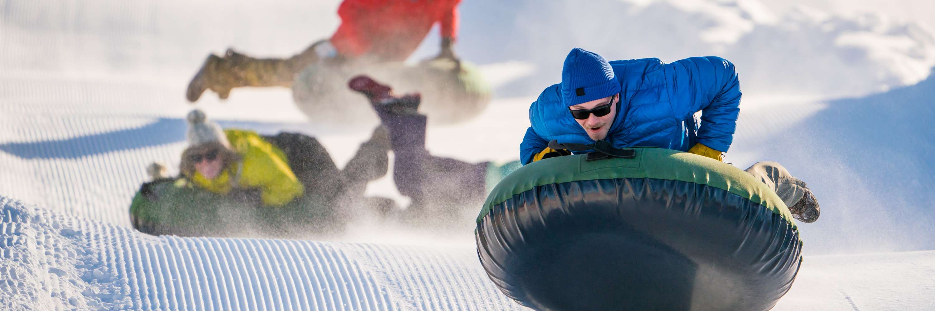 Pure Michigan: Tubing & Sledding