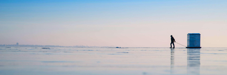 Ice Fishing | Michigan