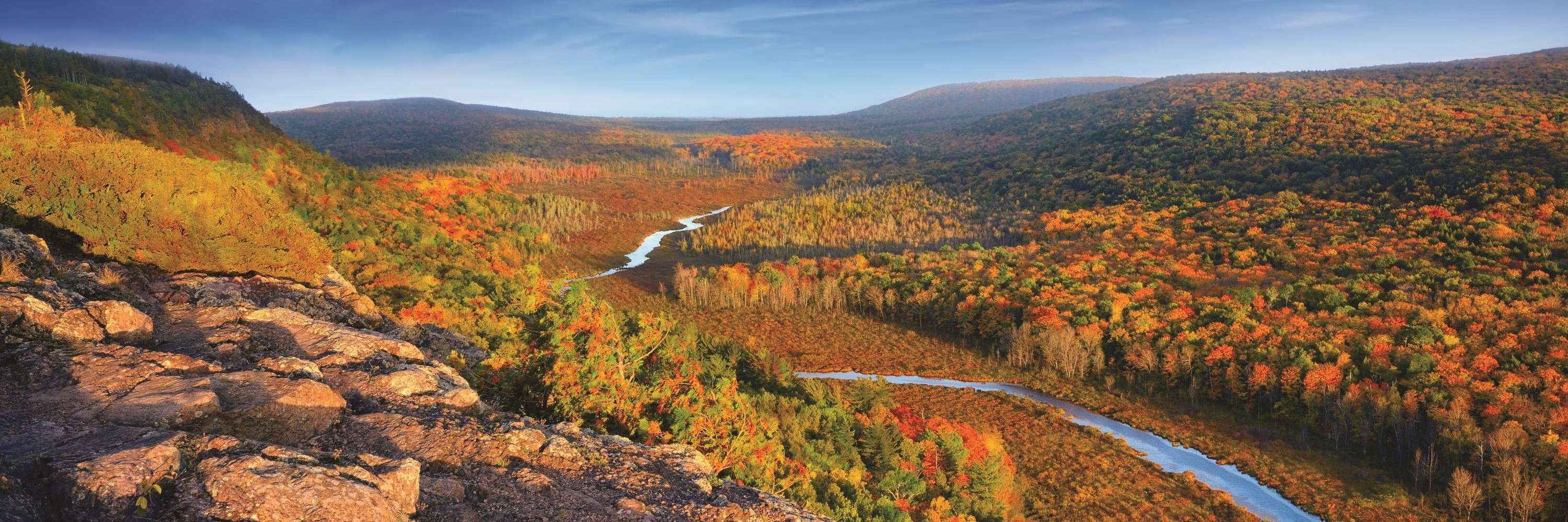 Porcupine Mountains pc UPTRA