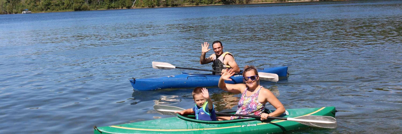Cheboygan CVB - Kayaking