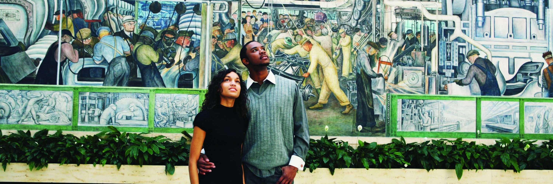 Detroit Institute of Arts photo by Bill Bowen