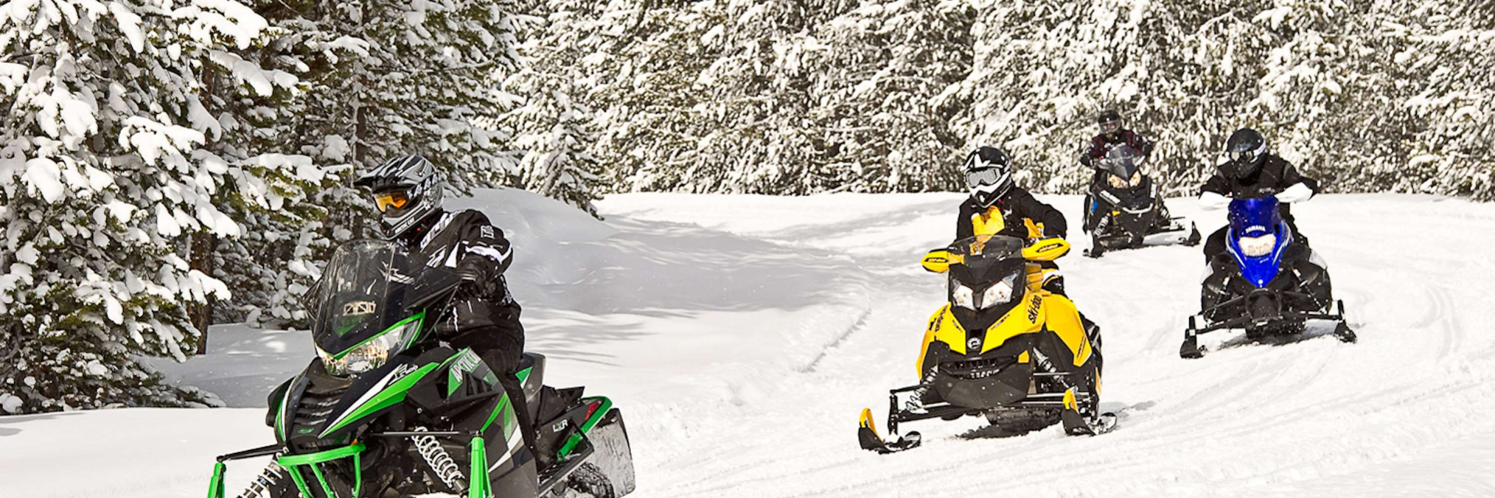 Snowmobiling Gaylord pc courtesly Gaylord CVB