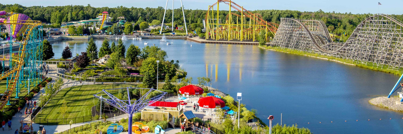 Michigan's Adventure Amusement Park