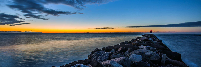 West Pierhead Light - Ontonagon