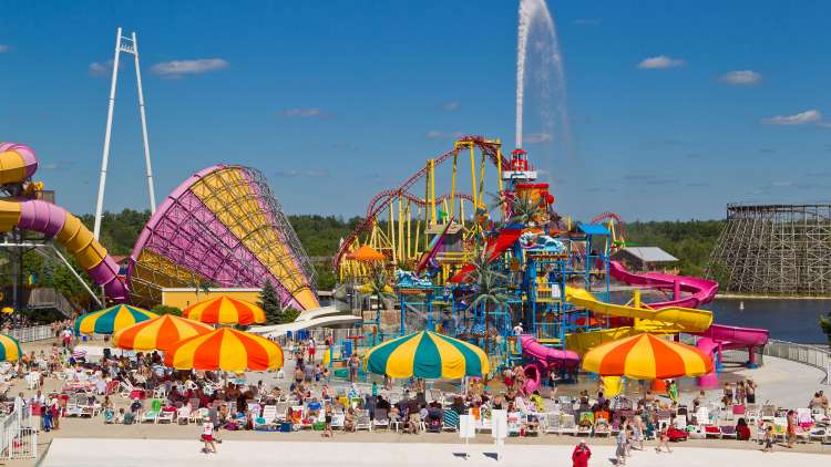 Image result for Amusement Park