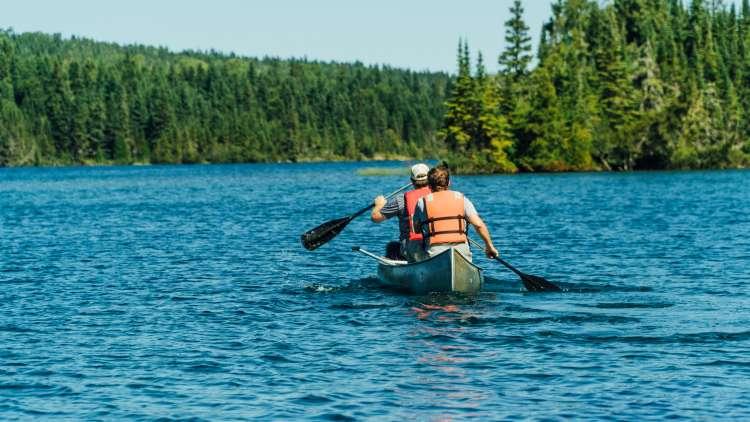 Paddle Sports on Lake Superior
