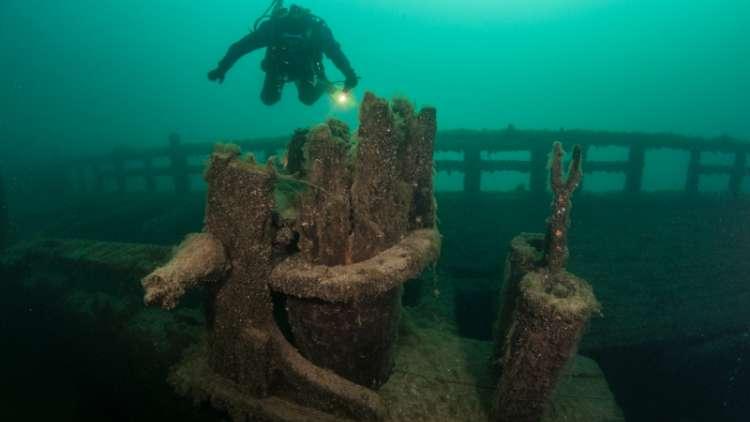 Shipwrecks on Lake Superior