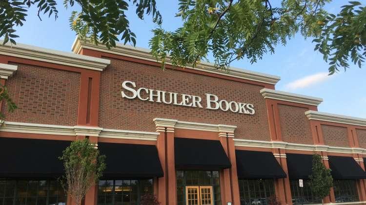 Exterior of Schuler Books