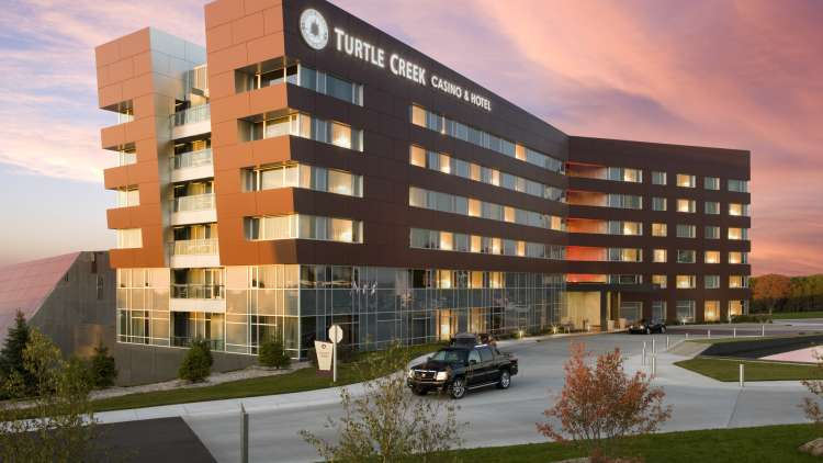 Turtle Creek Casino Hotel