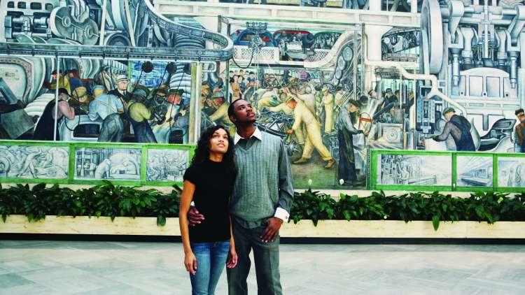 Detroit Institute of Arts by Bill Bowen