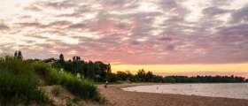 McCarty's Cove Beach