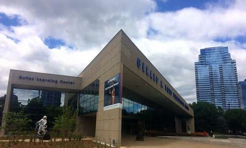 Tour the Gerald R. Ford Presidential Museum