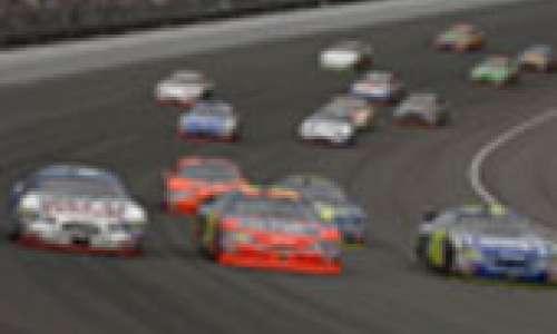 Michigan International Speedway race track