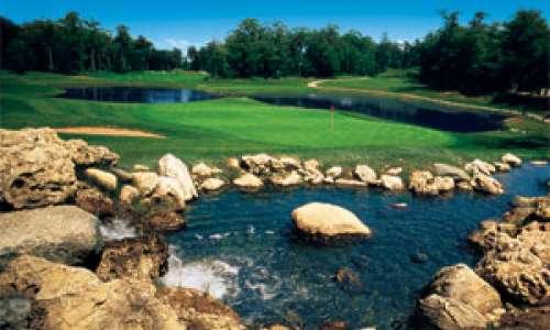 Mackinac Island golf course