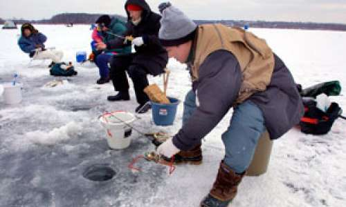 The Fish May Be Biting but the Ice is Thinning