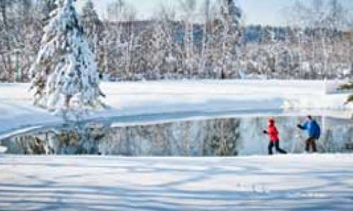 Traverse City: Michigan's Winter Sports Playground