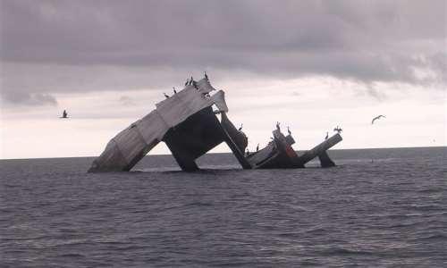 Nordmeer Shipwreck Lake Huron