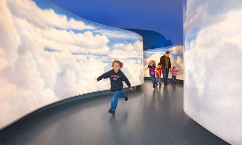 Air Zoo in Kalamazoo