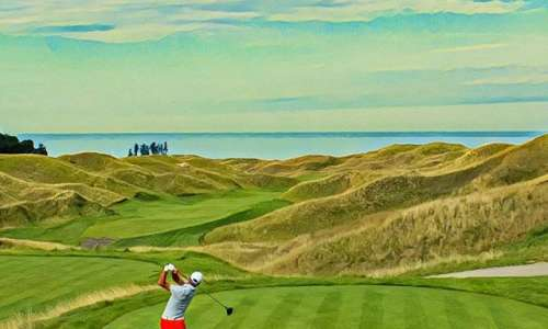 Fantastic Fairway Getaways in Northern Michigan