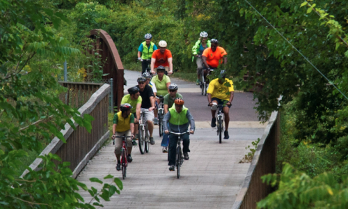 Awesome Urban Bike Trails You Need to Ride in Michigan