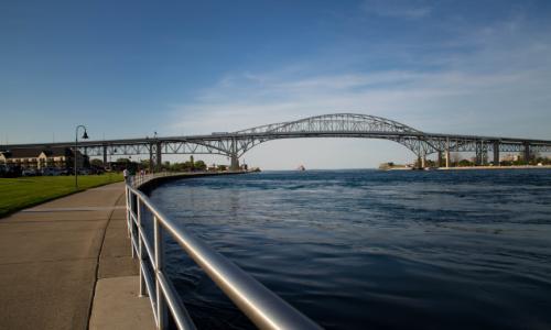 Port Huron Bridge