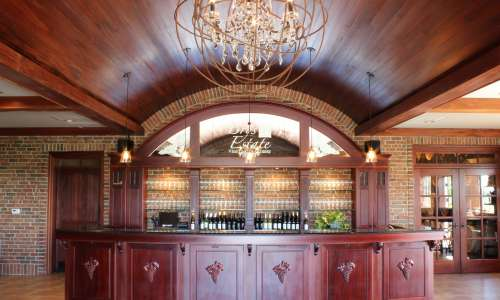 Brys Estate Vineyard & Winery Tasting Bar