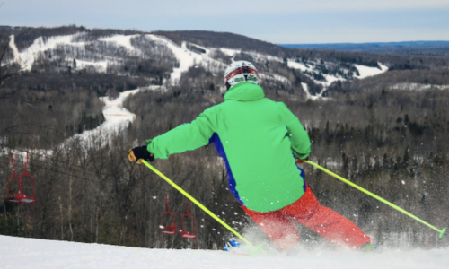 Guide to Ski Resorts in Michigan