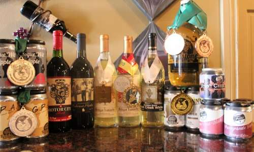 12 Stops on a Southeast Michigan Winery Tour