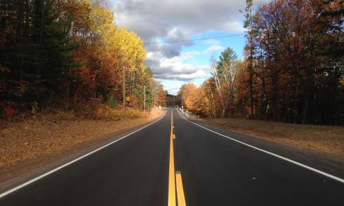 "Upper Peninsula County Road Agencies ""Don't Miss"" Fall Color Routes"