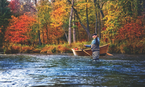 Fall Fishing in Michigan: Your Ultimate Guide
