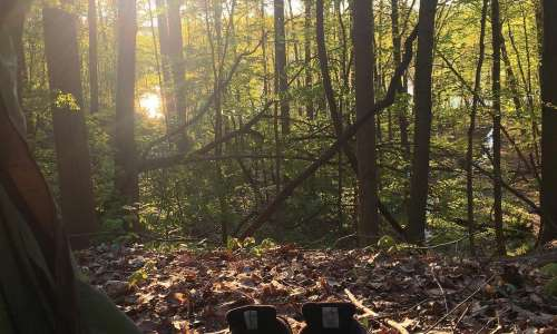 Back Country Camping Sites in Michigan