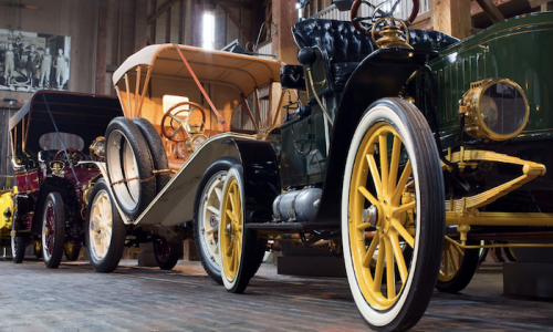 Learn How to Drive a Model T at the Gilmore Car Museum