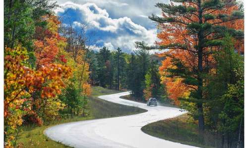 Fantastic Fall Scenic Drives in Michigan