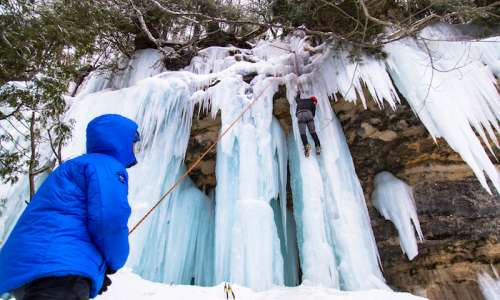 Extreme Winter Sports That Michigan Does Best