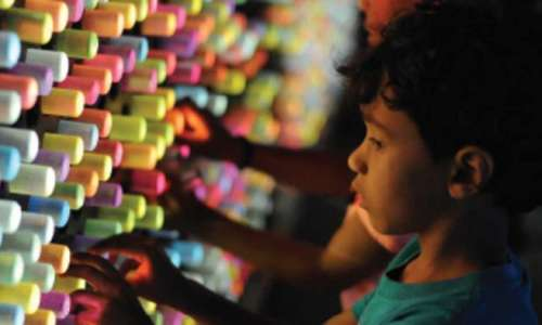 Interactive Museums for Young Explorers