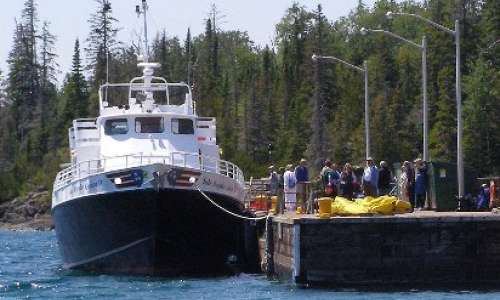 Sail Away on These Spectacular Lake Superior Cruises