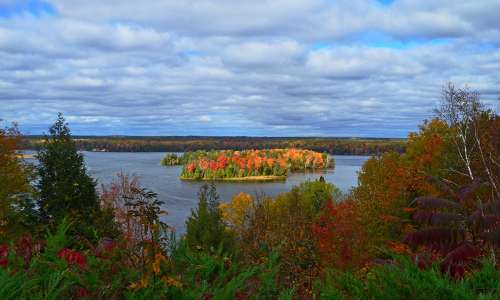Experience a Fall Getaway in the Oscoda Area