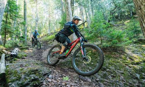 Mountain Biking on Michigan's Keweenaw Peninsula