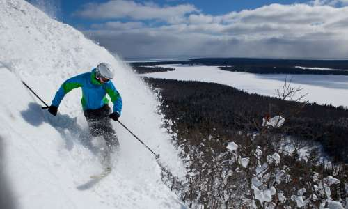 Upper Peninsula Winter Weekend Escapes