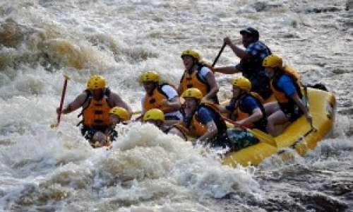 Piers Gorge Whitewater Rafting